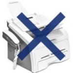 pcfax,fax故障