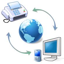 インターネットFax,パソコンFax
